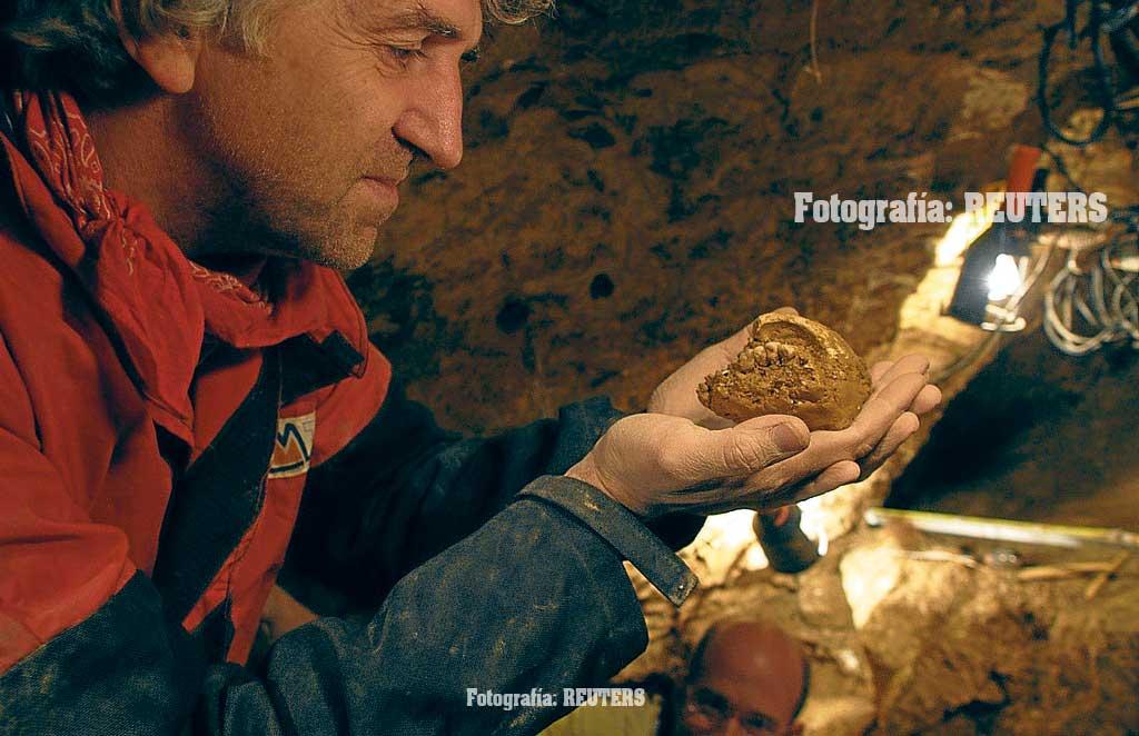 Investigación en Atapuerca