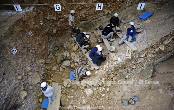 Yacimiento Atapuerca